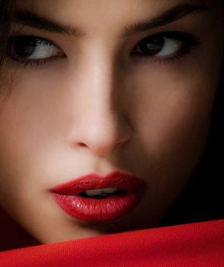 Red Lips - Obrázkek zdarma pro 360x640
