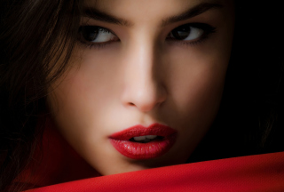 Red Lips - Obrázkek zdarma pro Samsung Galaxy Tab 7.7 LTE
