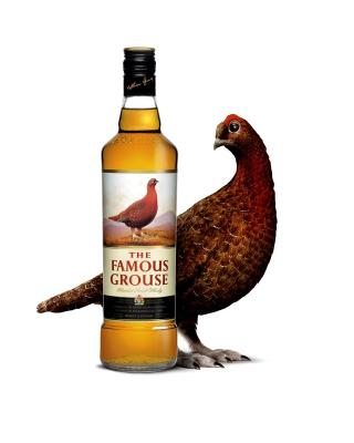 The Famous Grouse Scotch Whisky - Obrázkek zdarma pro 240x432