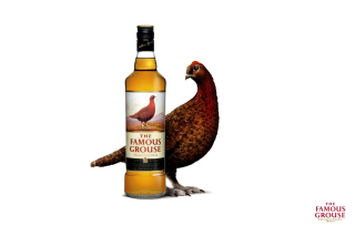 The Famous Grouse Scotch Whisky - Obrázkek zdarma