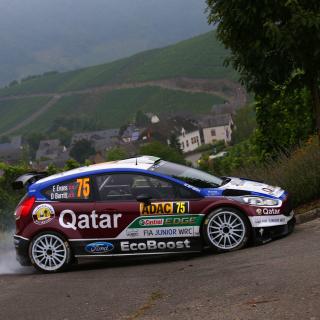 Ford Fiesta R5 WRC - Obrázkek zdarma pro 320x320
