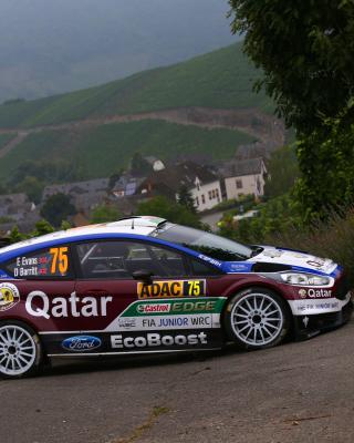 Ford Fiesta R5 WRC - Obrázkek zdarma pro 352x416
