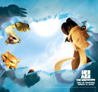 Ice Age: The Meltdown - Obrázkek zdarma pro 2048x2048