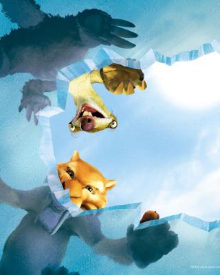 Ice Age: The Meltdown - Obrázkek zdarma pro 320x480