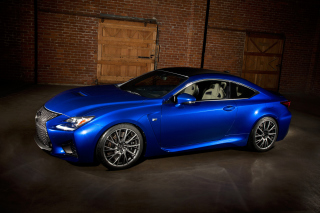 Lexus RC F Picture for Android, iPhone and iPad