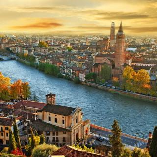 Italy City - Obrázkek zdarma pro iPad mini