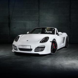 Techart Porsche Boxster - Obrázkek zdarma pro 128x128