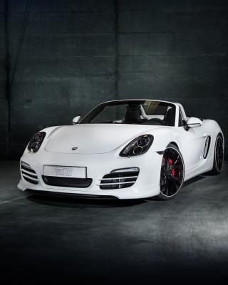 Techart Porsche Boxster - Obrázkek zdarma pro 320x480