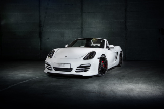 Techart Porsche Boxster Picture for Nokia Asha 200