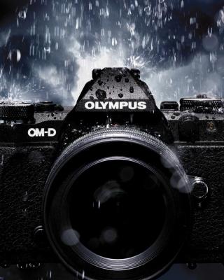 Olympus Om D - Obrázkek zdarma pro Nokia C3-01