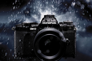 Olympus Om D Wallpaper for Android, iPhone and iPad