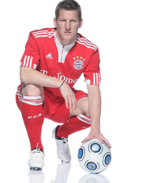 Bastian Schweinsteiger - Obrázkek zdarma pro Nokia Asha 309