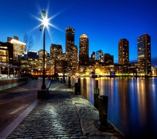 Boston - Obrázkek zdarma pro iPad mini 2