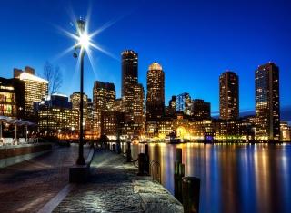 Boston - Obrázkek zdarma pro LG P970 Optimus