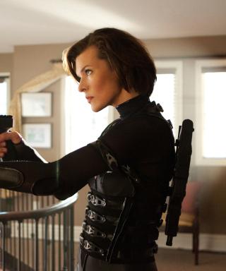 Resident Evil: Retribution - Obrázkek zdarma pro Nokia X1-00