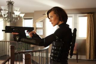Resident Evil: Retribution - Obrázkek zdarma pro Motorola DROID 2