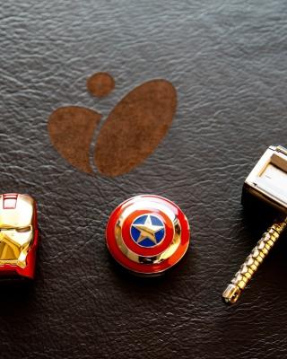 Avengers USB Flash Drives - Obrázkek zdarma pro Nokia C-5 5MP