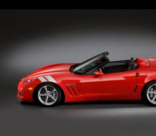 Corvette - Obrázkek zdarma pro iPad Air