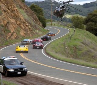 Need For Speed Film - Obrázkek zdarma pro iPad mini