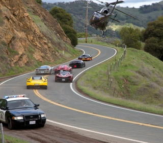 Need For Speed Film - Obrázkek zdarma pro iPad 3
