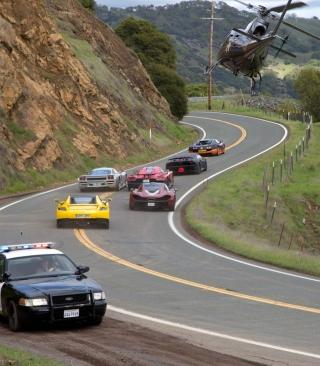 Need For Speed Film - Obrázkek zdarma pro Nokia Asha 305