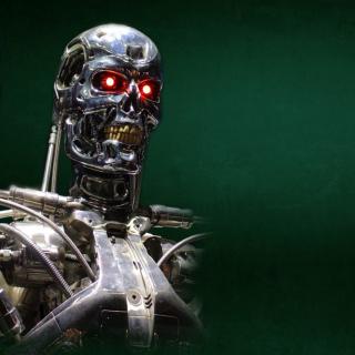 Terminator Film - Obrázkek zdarma pro 320x320