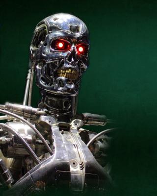Terminator Film - Obrázkek zdarma pro Nokia X2-02