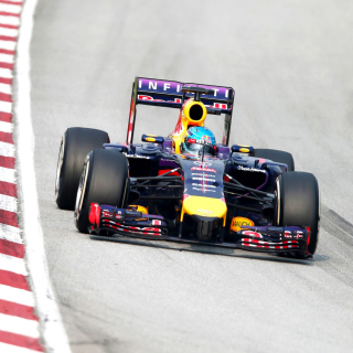 Formula 1 Rauch - Obrázkek zdarma pro 208x208