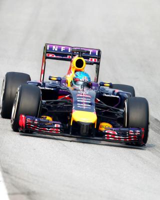 Formula 1 Rauch - Obrázkek zdarma pro Nokia X1-00