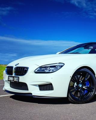 BMW M6 F13 - Obrázkek zdarma pro Nokia C2-06