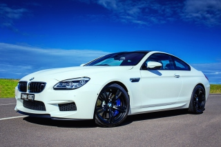 BMW M6 F13 Wallpaper for Android, iPhone and iPad