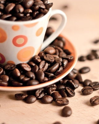 Coffee beans - Obrázkek zdarma pro 640x960