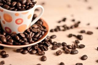 Coffee beans - Obrázkek zdarma pro 1280x960