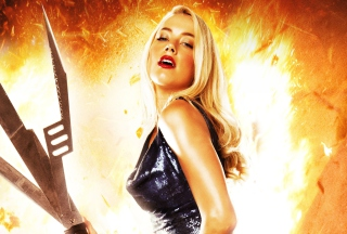 Machete Kills Amber Heard Picture for Android, iPhone and iPad