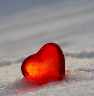 Candy Heart And Sugar - Obrázkek zdarma pro 1024x1024