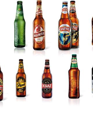 Beer Brands, Bosman, Ksiaz, Harnas, Kasztelan - Obrázkek zdarma pro Nokia X3-02