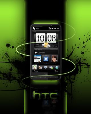 HTC HD - Obrázkek zdarma pro 480x800