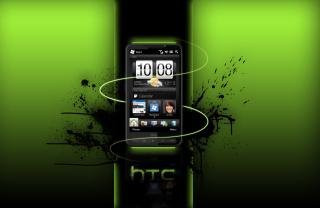 HTC HD - Obrázkek zdarma pro Motorola DROID