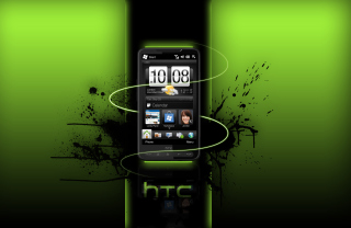 HTC HD - Obrázkek zdarma pro 220x176