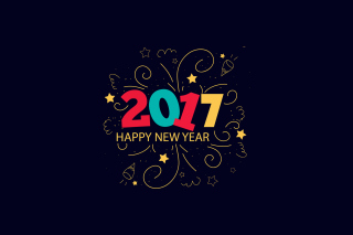 Free New Year 2017 Picture for Android, iPhone and iPad