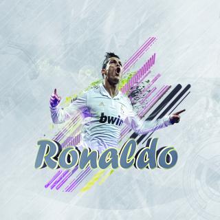Cristiano Ronaldo - Obrázkek zdarma pro 320x320