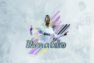 Cristiano Ronaldo - Obrázkek zdarma pro Widescreen Desktop PC 1280x800