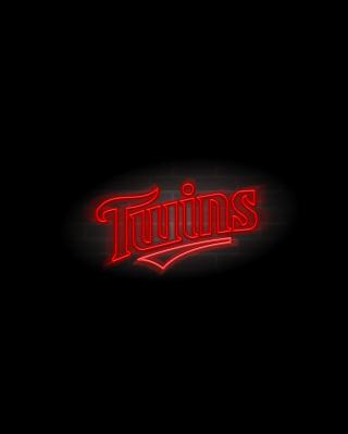 Minnesota Twins - Obrázkek zdarma pro iPhone 6 Plus