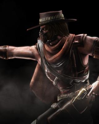 Mortal Kombat 10, Erron Black sfondi gratuiti per Nokia Asha 306
