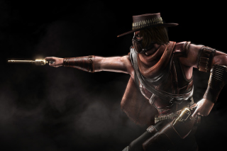 Free Mortal Kombat 10, Erron Black Picture for Android, iPhone and iPad