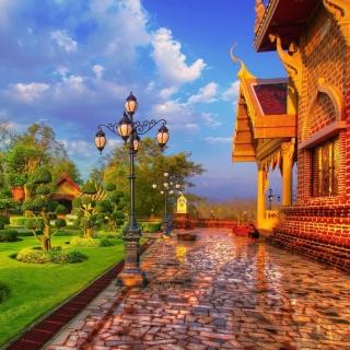 Luxury countryside - Obrázkek zdarma pro iPad Air