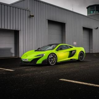 McLaren 675LT - Obrázkek zdarma pro iPad 2