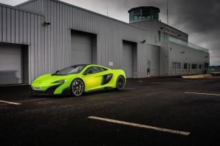McLaren 675LT sfondi gratuiti per cellulari Android, iPhone, iPad e desktop