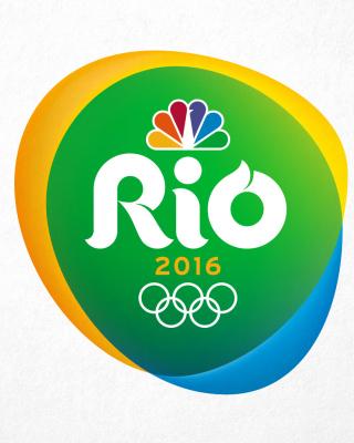 Rio 2016 Summer Olympic Games - Obrázkek zdarma pro 176x220