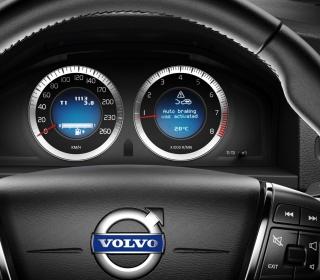 Volvo Speedometer - Obrázkek zdarma pro 2048x2048